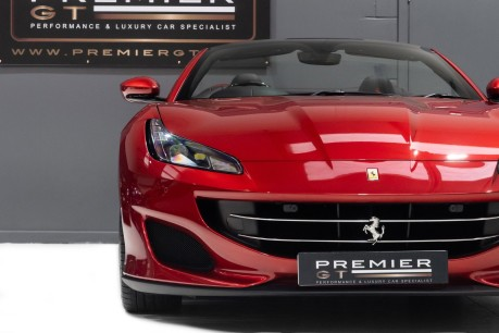 Ferrari Portofino 3.9 V8 CONVERTIBLE. SORRY, NOW SOLD. CALL US TODAY TO SELL YOUR FERRARI. 13