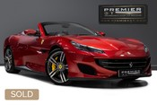 Ferrari Portofino 3.9 V8 CONVERTIBLE. SORRY, NOW SOLD. CALL US TODAY TO SELL YOUR FERRARI.