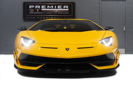 Lamborghini Aventador SVJ LP770-4 6.5 V12, VAT-QUALIFYING, £40,000 OF OPTIONS INC EXT CARBON PACK 3