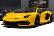 Lamborghini Aventador SVJ LP770-4 6.5 V12, VAT-QUALIFYING, £40,000 OF OPTIONS INC EXT CARBON PACK 4