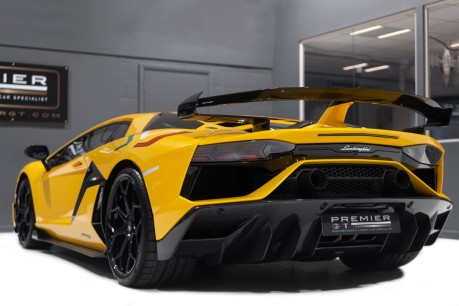 Lamborghini Aventador SVJ LP770-4 6.5 V12, VAT-QUALIFYING, £40,000 OF OPTIONS INC EXT CARBON PACK 8