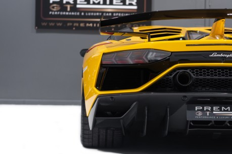 Lamborghini Aventador SVJ LP770-4 6.5 V12, VAT-QUALIFYING, £40,000 OF OPTIONS INC EXT CARBON PACK 33
