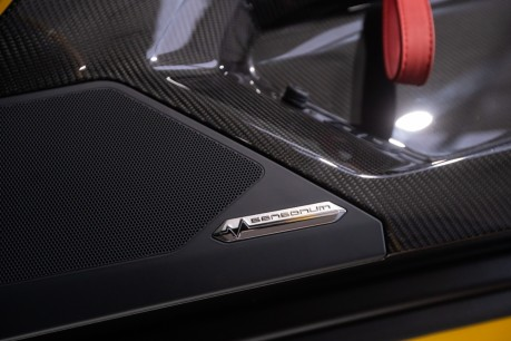Lamborghini Aventador SVJ LP770-4 6.5 V12, VAT-QUALIFYING, £40,000 OF OPTIONS INC EXT CARBON PACK 71