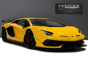 Lamborghini Aventador SVJ LP770-4 6.5 V12, VAT-QUALIFYING, £40,000 OF OPTIONS INC EXT CARBON PACK