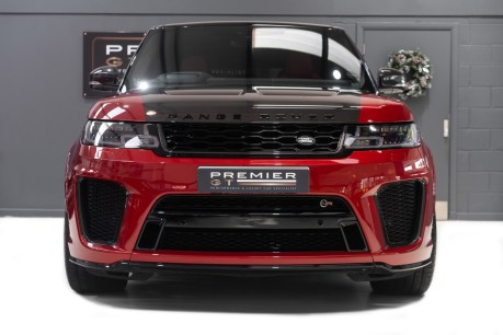 Land Rover Range Rover Sport SVR 5.0 SUPERCHARGED. NOW SOLD. CALL US TODAY TO SELL YOUR RANGE ROVER. 2