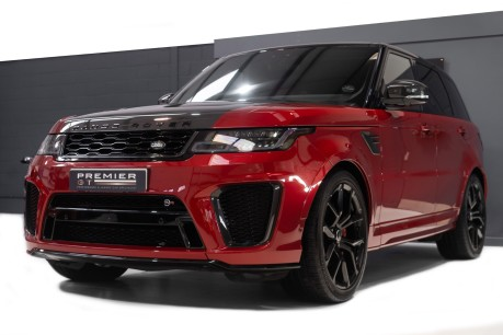 Land Rover Range Rover Sport SVR 5.0 SUPERCHARGED. NOW SOLD. CALL US TODAY TO SELL YOUR RANGE ROVER. 3