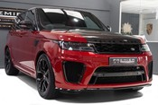 Land Rover Range Rover Sport SVR 5.0 SUPERCHARGED. NOW SOLD. CALL US TODAY TO SELL YOUR RANGE ROVER. 8