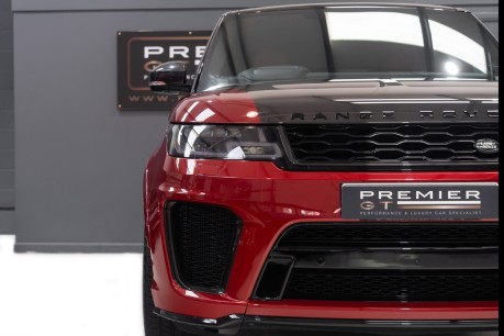 Land Rover Range Rover Sport SVR 5.0 SUPERCHARGED. NOW SOLD. CALL US TODAY TO SELL YOUR RANGE ROVER. 11