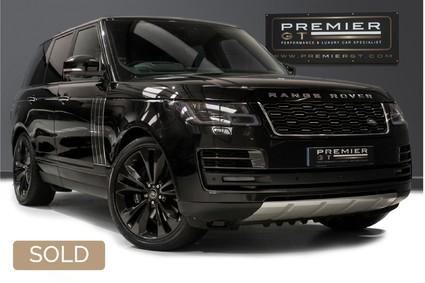 Land Rover Range Rover 5.0 V8 SV AUTOBIOGRAPHY DYNAMIC. NOW SOLD. CALL US TO SELL YOUR RANGE ROVER
