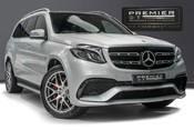 Mercedes-Benz GLS AMG GLS 63 4MATIC, PANORAMIC GLASS ROOF, ADAPTIVE HIGH BEAM ASSIST PLUS