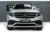 Mercedes-Benz GLS AMG GLS 63 4MATIC, PANORAMIC GLASS ROOF, ADAPTIVE HIGH BEAM ASSIST PLUS 2