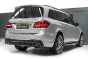 Mercedes-Benz GLS AMG GLS 63 4MATIC, PANORAMIC GLASS ROOF, ADAPTIVE HIGH BEAM ASSIST PLUS 5