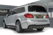 Mercedes-Benz GLS AMG GLS 63 4MATIC, PANORAMIC GLASS ROOF, ADAPTIVE HIGH BEAM ASSIST PLUS 7