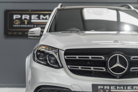 Mercedes-Benz GLS AMG GLS 63 4MATIC, PANORAMIC GLASS ROOF, ADAPTIVE HIGH BEAM ASSIST PLUS 8