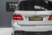 Mercedes-Benz GLS AMG GLS 63 4MATIC, PANORAMIC GLASS ROOF, ADAPTIVE HIGH BEAM ASSIST PLUS 9