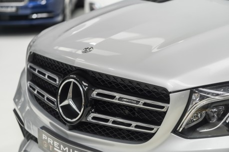 Mercedes-Benz GLS AMG GLS 63 4MATIC, PANORAMIC GLASS ROOF, ADAPTIVE HIGH BEAM ASSIST PLUS 21