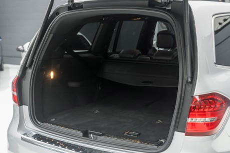 Mercedes-Benz GLS AMG GLS 63 4MATIC, PANORAMIC GLASS ROOF, ADAPTIVE HIGH BEAM ASSIST PLUS 30