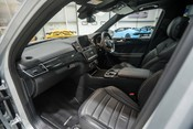 Mercedes-Benz GLS AMG GLS 63 4MATIC, PANORAMIC GLASS ROOF, ADAPTIVE HIGH BEAM ASSIST PLUS 34