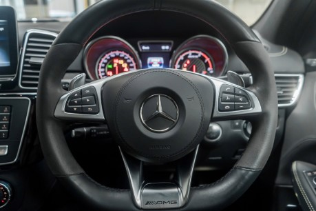 Mercedes-Benz GLS AMG GLS 63 4MATIC, PANORAMIC GLASS ROOF, ADAPTIVE HIGH BEAM ASSIST PLUS 43