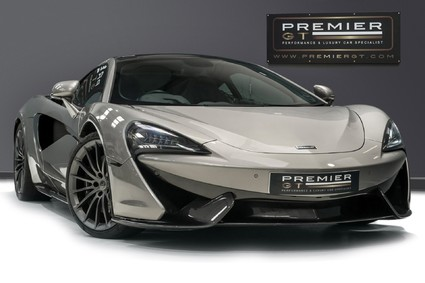 McLaren 570 GT. NOW SOLD, SIMILAR VEHICLES REQUIRED, PLEASE CALL 01903 254800.