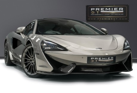 McLaren 570 GT. NOW SOLD, SIMILAR VEHICLES REQUIRED, PLEASE CALL 01903 254800. 1