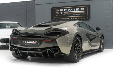 McLaren 570 GT. NOW SOLD, SIMILAR VEHICLES REQUIRED, PLEASE CALL 01903 254800. 5