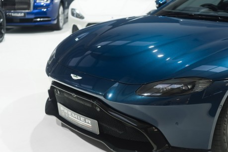 Aston Martin Vantage 4.0 V8. NOW SOLD, SIMILAR VEHICLES REQUIRED, PLEASE CALL 01903 254800. 18
