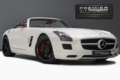 Mercedes-Benz SLS 63 AMG 6.2 V8 ROADSTER. NOW SOLD. CALL US TODAY TO SELL YOUR MERCEDES. 2