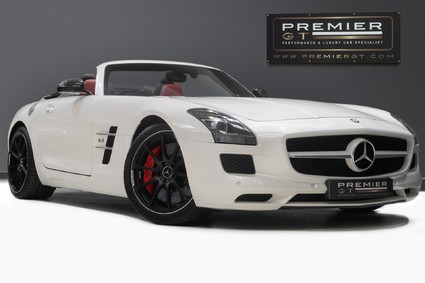 Mercedes-Benz SLS 63 AMG 6.2 V8 ROADSTER. NOW SOLD. CALL US TODAY TO SELL YOUR MERCEDES.