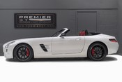 Mercedes-Benz SLS 63 AMG 6.2 V8 ROADSTER. NOW SOLD. CALL US TODAY TO SELL YOUR MERCEDES. 5