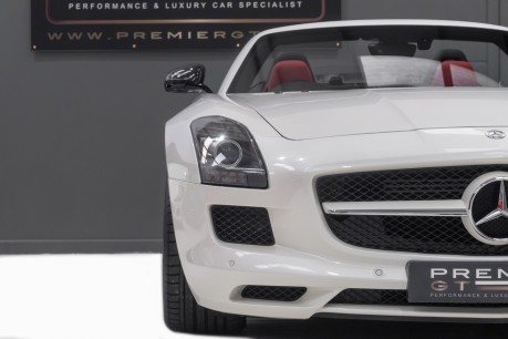 Mercedes-Benz SLS 63 AMG 6.2 V8 ROADSTER. NOW SOLD. CALL US TODAY TO SELL YOUR MERCEDES. 12