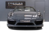 Porsche 911 991 TURBO S PDK CABRIOLET. SORRY, NOW SOLD. CALL US TO SELL YOUR PORSCHE. 2
