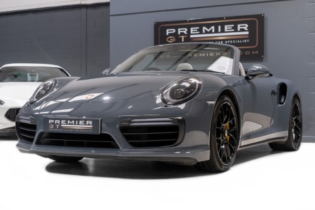 Porsche 911 991 TURBO S PDK CABRIOLET. SORRY, NOW SOLD. CALL US TO SELL YOUR PORSCHE. 3