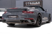 Porsche 911 991 TURBO S PDK CABRIOLET. SORRY, NOW SOLD. CALL US TO SELL YOUR PORSCHE. 6