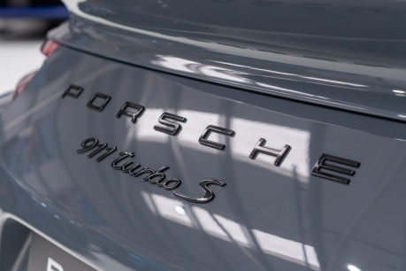 Porsche 911 991 TURBO S PDK CABRIOLET. SORRY, NOW SOLD. CALL US TO SELL YOUR PORSCHE. 30