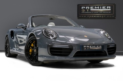 Porsche 911 991 TURBO S PDK CABRIOLET. SORRY, NOW SOLD. CALL US TO SELL YOUR PORSCHE.