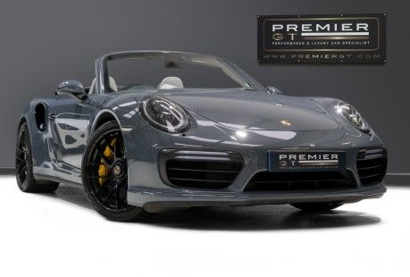 Porsche 911 991 TURBO S PDK CABRIOLET. SORRY, NOW SOLD. CALL US TO SELL YOUR PORSCHE. 1