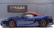 Porsche 718 4.0 6-SPEED MANUAL SPYDER, DELIVERY MILEAGE, CLASSIC SPYDER INT. PACKAGE 5