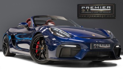 Porsche 718 4.0 MANUAL. NOW SOLD, SIMILAR VEHICLES REQUIRED, PLEASE CALL 01903 254 800.