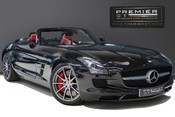 Mercedes-Benz SLS AMG 6.2 V8 ROADSTER, £10,000 OF OPTIONS, MERCEDES FSH, VERY LOW MILEAGE