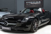 Mercedes-Benz SLS AMG 6.2 V8 ROADSTER, £10,000 OF OPTIONS, MERCEDES FSH, VERY LOW MILEAGE 4