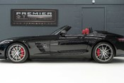 Mercedes-Benz SLS AMG 6.2 V8 ROADSTER, £10,000 OF OPTIONS, MERCEDES FSH, VERY LOW MILEAGE 5