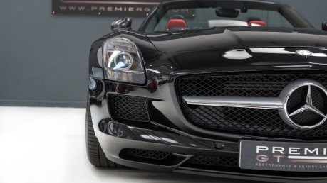 Mercedes-Benz SLS AMG 6.2 V8 ROADSTER. NOW SOLD. SIMILAR REQUIRED CALL 01903 254 800. 3