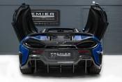 McLaren 600 LT SPIDER V8 SSG, VEGA BLUE, £32,000 OF OPTIONS, LUXURY PACK 9