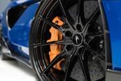 McLaren 600 LT SPIDER V8 SSG, VEGA BLUE, £32,000 OF OPTIONS, LUXURY PACK 11