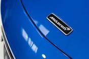 McLaren 600 LT SPIDER V8 SSG, VEGA BLUE, £32,000 OF OPTIONS, LUXURY PACK 15