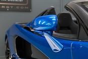 McLaren 600 LT SPIDER V8 SSG, VEGA BLUE, £32,000 OF OPTIONS, LUXURY PACK 16