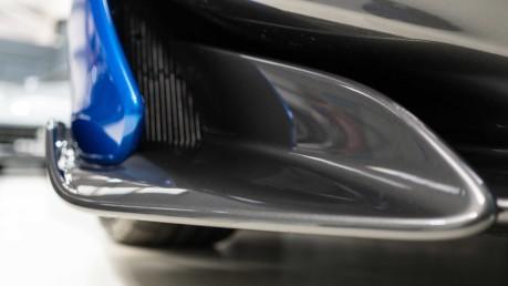 McLaren 600 LT SPIDER V8 SSG, VEGA BLUE, £32,000 OF OPTIONS, LUXURY PACK 17