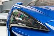 McLaren 600 LT SPIDER V8 SSG, VEGA BLUE, £32,000 OF OPTIONS, LUXURY PACK 18