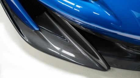 McLaren 600 LT SPIDER V8 SSG, VEGA BLUE, £32,000 OF OPTIONS, LUXURY PACK 19